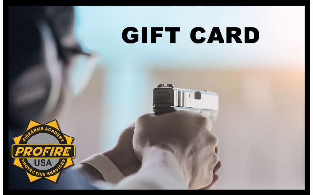PROFIRE USA Gift Cards